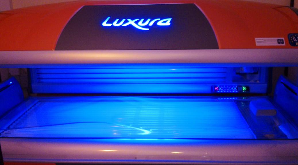 Umgang mit UV - Bestrahlungsgeräten.