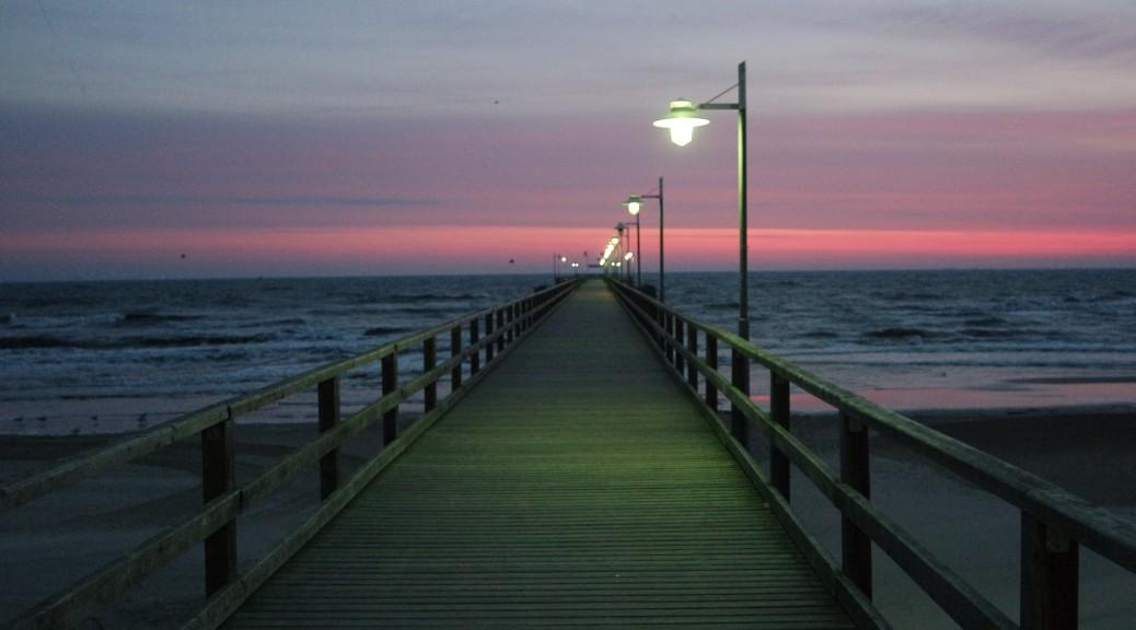 Morgens zur blauen Stunde - wie ein schöner Traum